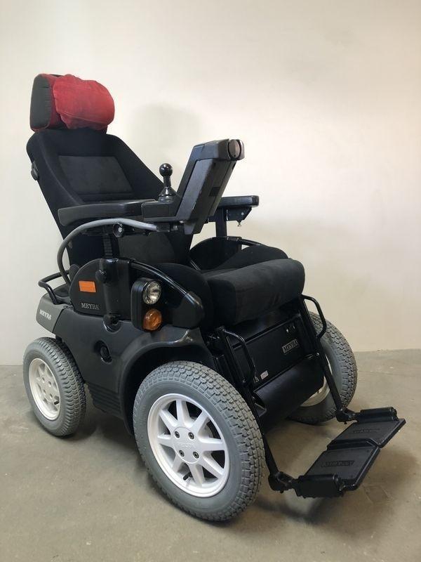 wózek siwy optimus 2